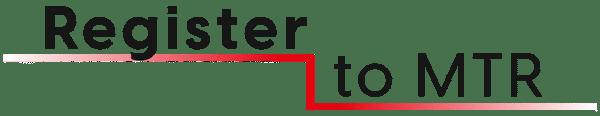 Register to MTR Header